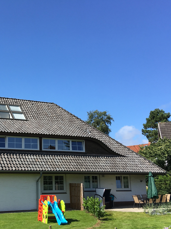 Ihr Feriendomizil: Chalet-Cuxhaven.