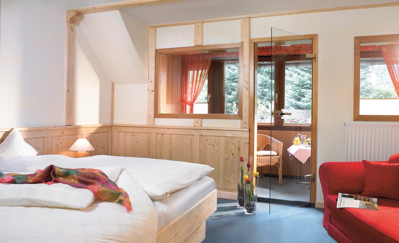 Ferienwohnung Waldhaus Bergmann