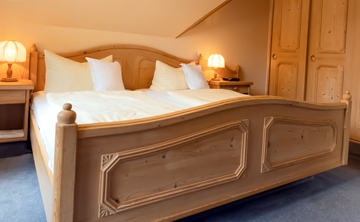 Hotelzimmer im Sauerländer Hof in Willingen