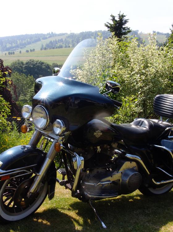 Harley-Davidson Electra Glide FLHT 1340