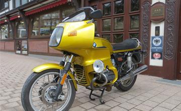 Motorradvermietung in Willingen Ansicht BMW R 100 RS