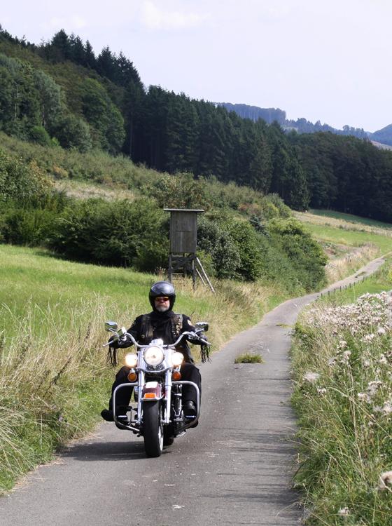 Tour 7 - Sauerland - 3 Seen Motorradtour