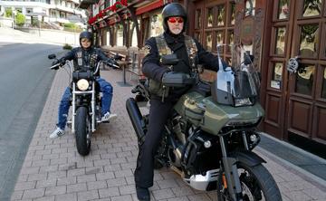 Motorradvermietung