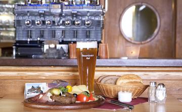 Mahlzeit im Restaurant Sauerländer Hof in Willingen