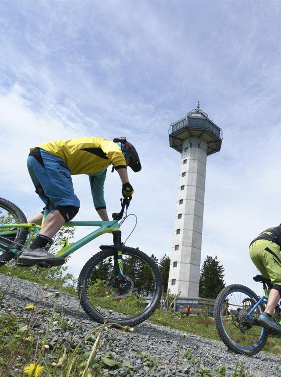 Radfahren in Willingen