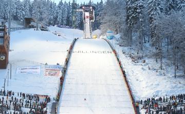 FIS Weltcup Skispringen in Willingen